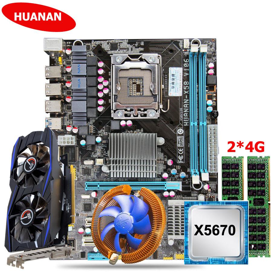 X58+X5670+24+cooler+JY GTX750TI 2GD5