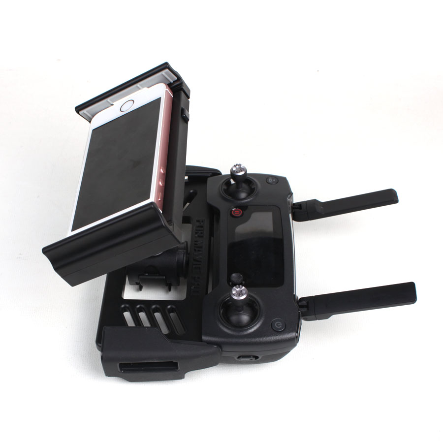 Holder Mount Bracket For DJI Spark/Mavic Pro Remote Controller Monitor Mount Bracket for xiaomi for iPhone for iPad Android/iOS