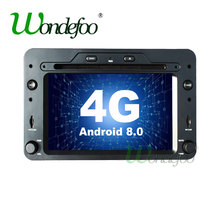 4G Android 8.0 /2G Android 7.1 Car DVD GPS For Alfa Romeo Spider Alfa Romeo 159 Brera 159 Sportwagon RADIO stereo navigation pc(China)