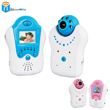 Wireless video baby monitor Digital 2.4 Ghz 1.5 inch Color Security Camera 2 Way Talk NightVision IR LED baby observer DouWin(China)
