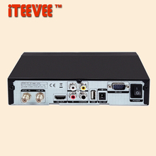 5PCS North America DVB-S2 ATSC satelite receiver Freesat V7 combo ATSC support powervu cccam biss for Mexico Canada US