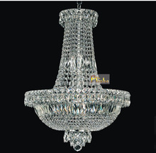 Modern Crystal Chandelier Light Chrome Crystal Chandelier Traditional Chandelier Light Fixture  Free Shipping