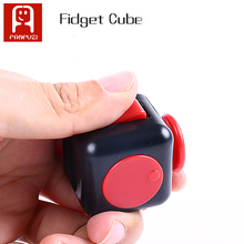 Buy America Decompression Rubik's Cube Fidget Cube Toys stress reliever Anxiety Relief Dice finger toys for $3.11 in AliExpress store