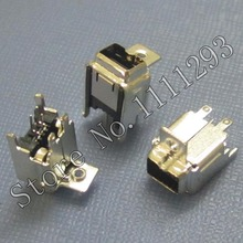 5pcs/lot 1394 Firewire Jack female 1394 socket connector for Sony video camera / digital camera / camcorder etc(China)