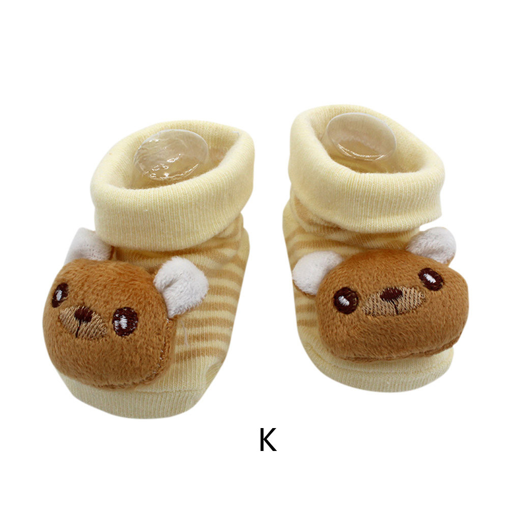 Cute Baby Socks Boy Girl Cartoon Cotton Socks NewBorn Infant Toddler Sock NH