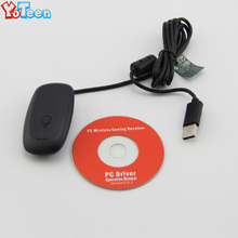 for Xbox 360 Wireless Pc USB Gaming Receiver for Xbox360 Adapter Gaming USB Receiver for Windows 7/8/10 PC Computer Accessories