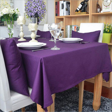 Hot sale christmas 100% cotton tablecloth Nappe Table Cover table cloth for Banquet Wedding Party Decor