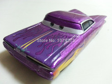 Pixar Cars Purple Ramone Metal Diecast Toy Car 1:55 Loose Brand New In Stock & Free Shipping