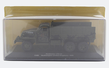 IXO 1/43 American army Studebaker US6 ten wheeled military truck model Alloy model Collection model Holiday gift