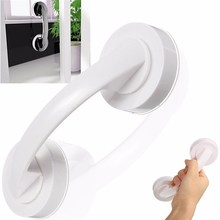 MTGATHER Non-slip Vacuum Suction Door Handle Shower Glass Double Acting Super Powered Long Lasted Fixing For Bathroom