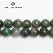 JD Stone Beads Free Shipping Africa Jade Personalized Fashion Hand-made Bracelet Ornament(China)