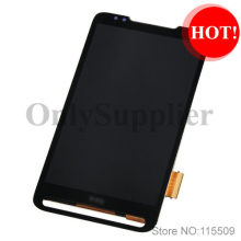 Hot Sale LCD Screen Display Touch Screen Digitizer Assembly Replacement Part for HTC HD2 T8585,