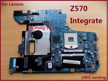 Free Shipping 48.4PA01.021 LZ57 MB Suitable FOR Lenovo Z570 Notebook PC laptop motherboard