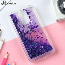 Buy AKABEILA Glitter Stars Liquid Quicksand Cases Huawei Honor Enjoy 6 Case Silicone Bling Sequin Cover Huawei Honor Enjoy6 for $2.87 in AliExpress store