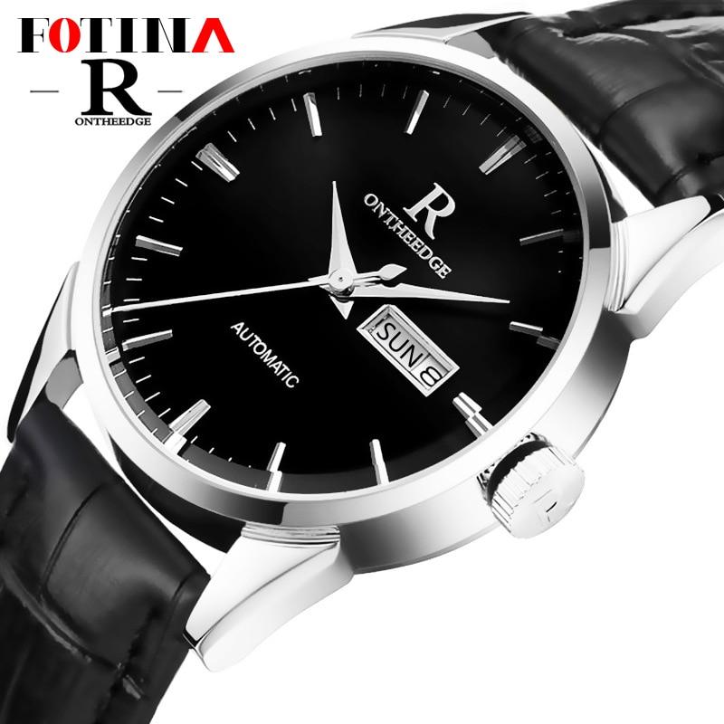 Fotina Top Brand R Watch Men Casual Quartz Reloj Leather Wristwatch Male Army Military Reloj Hombre Men Clock Relogio Masculino<br><br>Aliexpress