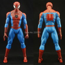 Marvel toys 8'' The amazing spider man Action figure Spider-Man Hero's Edition pvc dolls