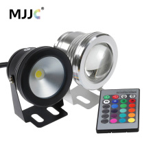 10W RGB LED Underwater Light DC12V IP67 Waterproof Swimming Pool LED Lamp for Home Outdoor Path Pond Landscape Lighting