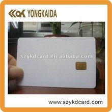 Yongkaida AT24c Smart Card Barcode Card with Free Samples(China)