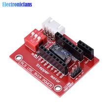 3D Printer A4988 DRV8825 Stepper Motor Driver Control Panel Board Expansion Board Module V1.1 Active Component(China)