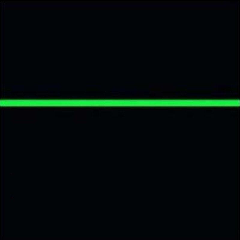 3 Meter Glow In Dark Fluorescent Sticker