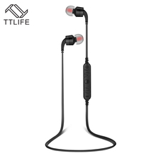 TTLIFE Brand Sports Wireless Bluetooth Earphones In Ear Headset Stereo Best Running Music Earphones Handsfree fone de ouvido