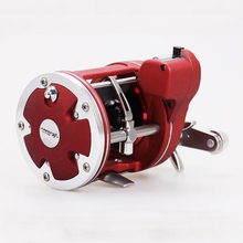YUMOSHI Fishing Big Fish Lures Cast Drum Wheel 12BB ACL30 50 Containing Fish Line Counter Tsurinoya Sea Boat Fishing Reel