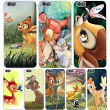 Bambi and Thumper Hard Transparent Cover Case for Huawei P10 P9 Lite Plus P8 Lite P7 6 G7 & Honor 8 Lite 4C 4X 7