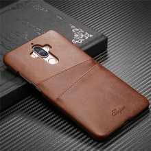 New Arrival!Luxury brand back cover For Huawei Mate9 case Mate 9 phone shell pu leather original desgin