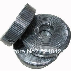 10meters/roll. 6mm2 solar cable. 10AWG. 1x6mm2 solar PV cable. TUV&UL certification. Black or red color optional(China)