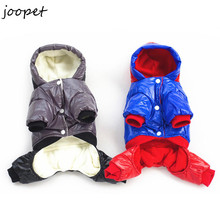 Brand name superman clothes winter nylon taffeta warm coat for puppy dog clothes chihuahua clothing for pet shop dog products