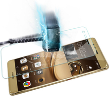 Ultra-thin 0.26mm 9H Premium Tempered Glass for Huawei nova Plus mate 7 mate 8 mate 9 mates  Front Screen Protector Film Steel