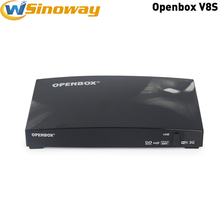 OPENBOX V8S HD Satellite TV Receiver Support Card Sharing CCcam NEWcam MGcam DVB-S2 Receiver V8S /S-V8 support Web tv(China)