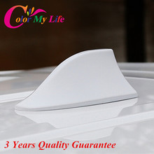 Special For Opel Corsa C Styling Hatchback Car Radio Shark Fin Antenna Signal Shark Fin Antenna With 3M Adhesive