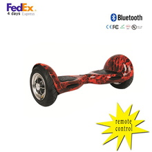 Off road Hoverboard China Dropship  10inch Self balance Scooter electric skateboard Bluetooth