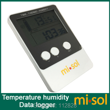 Free Shipping Data Logger Temperature Humidity USB Datalogger thermometer data record