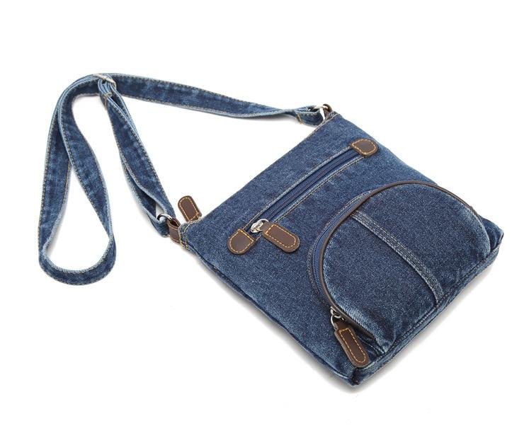 Джинсовая маленькая сумочка своими руками 75