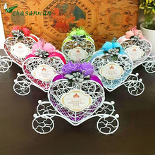 Buy New Cheapest 1pc Cinderella Carriage Love Wedding Favor Royal Party Wedding Decoration Favor Gifts Event & Party supplie.W for $2.07 in AliExpress store
