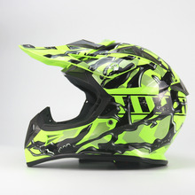 AHP full face Motorcycle Helmet Cross capacete Motocross Off-road ATV MTB Downhill racing Casco ECE approved(China)