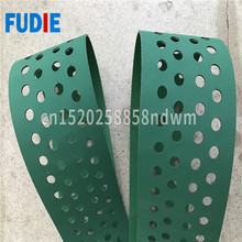 flat conveyor belts used for Automatic Die Cutter Machine For Corrugated Paper(China)