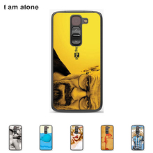 Hard Plastic Cover For LG G2 mini D618 4.7 inch Mobile Phone Color Paint Case Cellphone DIY Protective Skin Bag Shipping Free