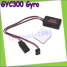 Wholesale 1pcs Newest  Piezoelectric Gyro GYC300 Mini Gyro Module for RC Cars Drift Drive Drop Freeship