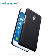 Meizu M5 M3 Note Case Nillkin Frosted Shield Plastic Hard Phone Covers Cases For Meizu M3 M5 Note 3 / 5+ Free Screen Protector(China)