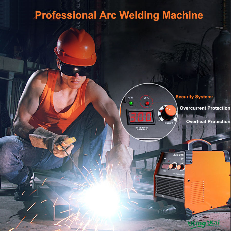 Portable Welder IGBT Inverter Arc Welding Machine-01