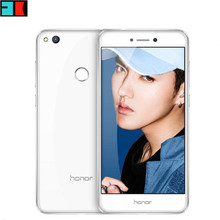 "In Stock Original Huawei Honor 8 Lite 5.2"" 4GB RAM 64GB ROM Mobile Phone Kirin 655 Dual SIM Card 12.0MP Camera 3000mAh"