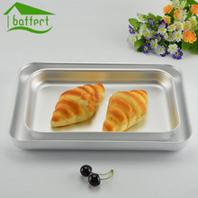 Cake Baking Pans dishes Cookie Tray Baking Sheet Plate Pizza Pan High Quality Thicked Aluminum Alloy Pans