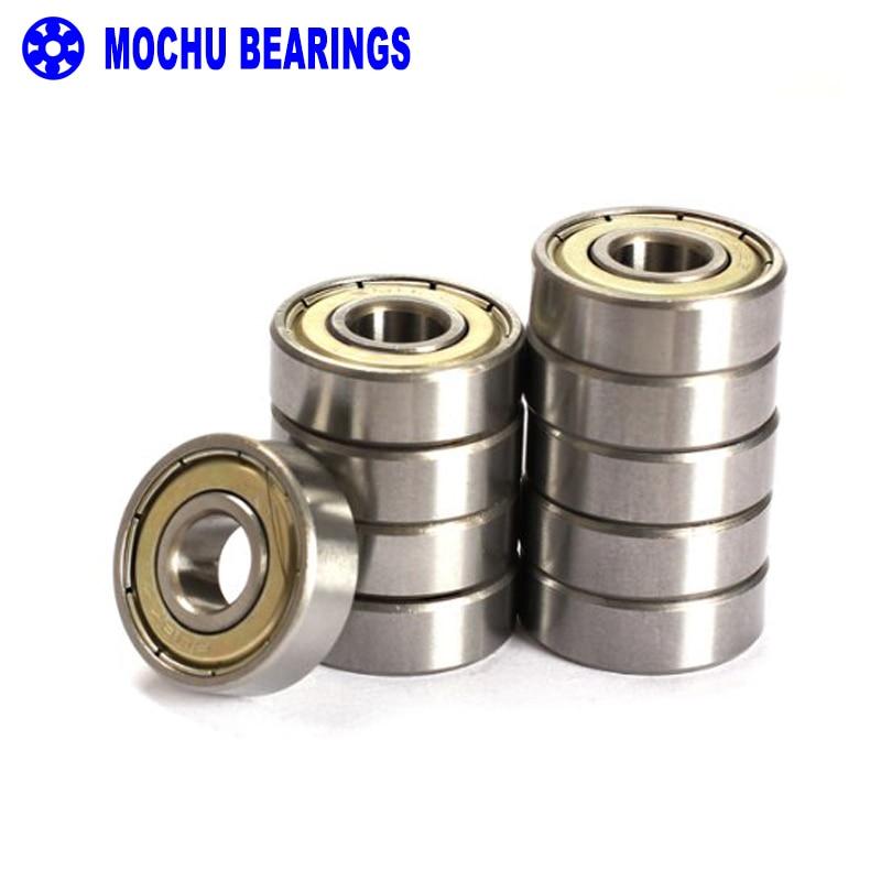 100pcs bearing 608 608Z 608ZZ 8X22X7 MOCHU Shielded Miniature Ball Bearings MINI Ball Bearing<br><br>Aliexpress