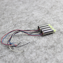 JJRC H37 Eachine E50 E50S CoolRC T37 RC Quadcopter Spare Parts CW/CCW Motor with Small Gear (BUY 4PCS 25%OFF)(China)
