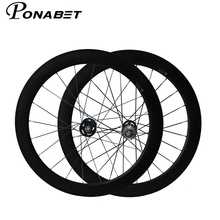 PONABET Hot sales 60mm tubular fixed gear(track) wheel with Novatec hub from taiwan(China)