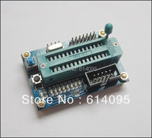 M8 the minimum system / Atmega8 system board / the AVR system board / ISP interface +8 flowing water light(China)