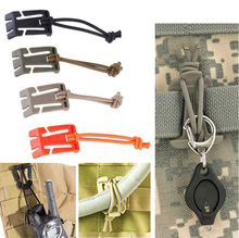 ITW webbing Molle Attach Web Backpack bushcraft Strap Hang Buckle Webdom travel kit Clip Military Outdoor Camp Hike carabiner(China)